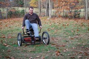 Matt Langley's Zool Mower Cycle