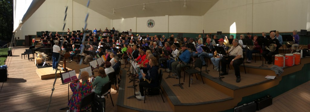 The Combined Concert & Symphonic Band 2014 - 120 Strong!