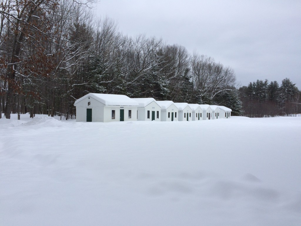 The Cabins at Shaker Road School
