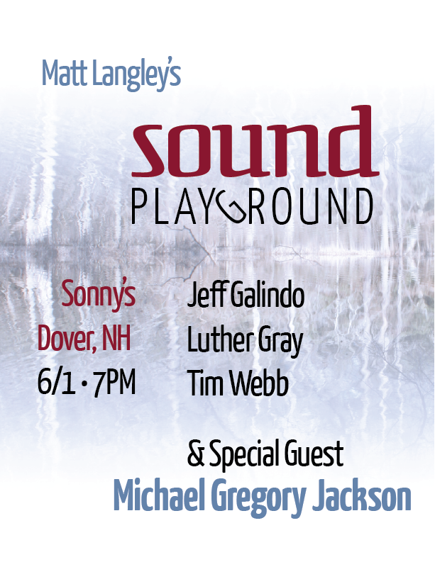 Matt Langley's Sound Playground Poster